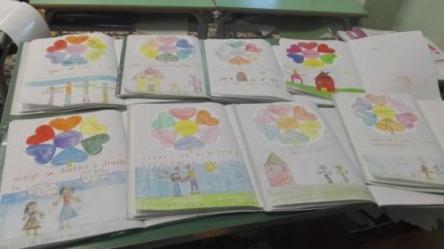 I disegni dei bambini di 2A