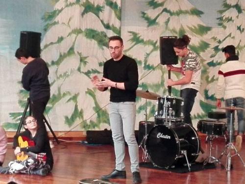 introduzione allo spettacolo musicale