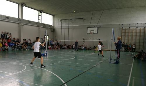 Finale badminton