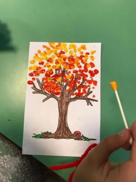 L'albero di 1B completato...