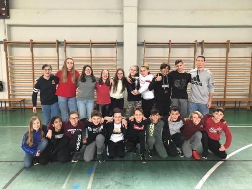 alunni partecipanti di Robecchetto c/I