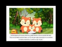 Embedded thumbnail for Fox e la scorta di baci