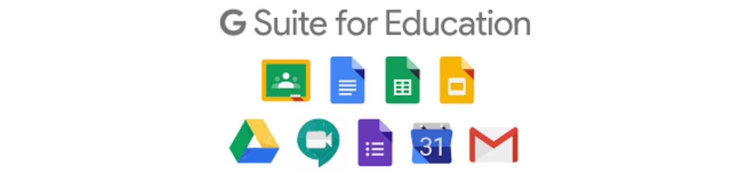 Google Suite for Educational